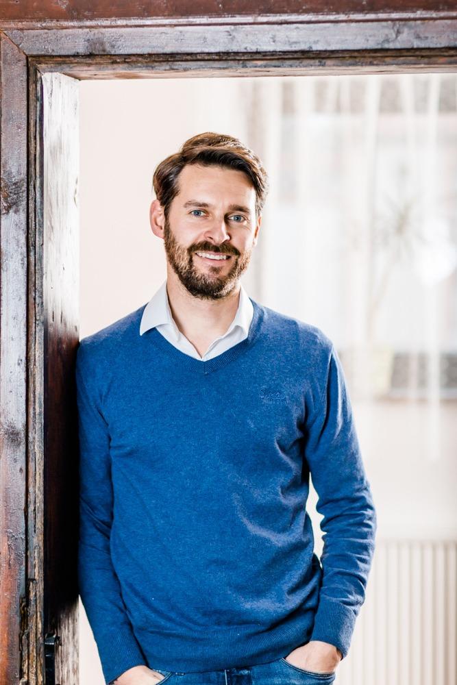 Dipl. Wirtschaftsingenieur (FH) / Fachrichtung Bauwesen Michael Herwig